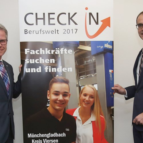 CHECK IN Berufswelt 2017