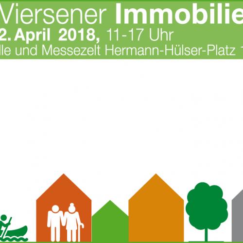 Immobilienbörse 2018 - noch wenige Plätze verfügbar