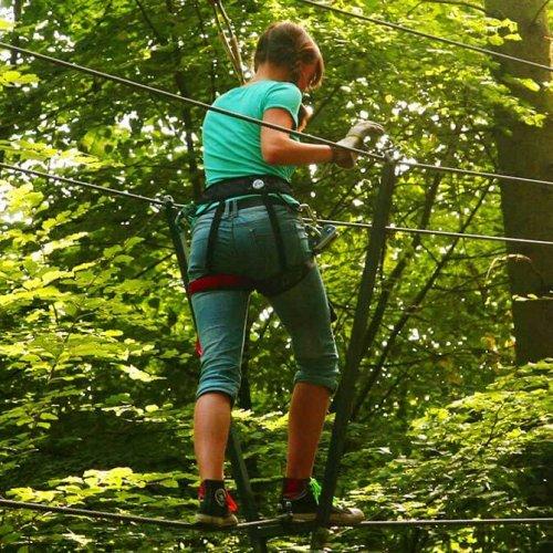 Klettern - Gutes Tun und zusammenwachsen