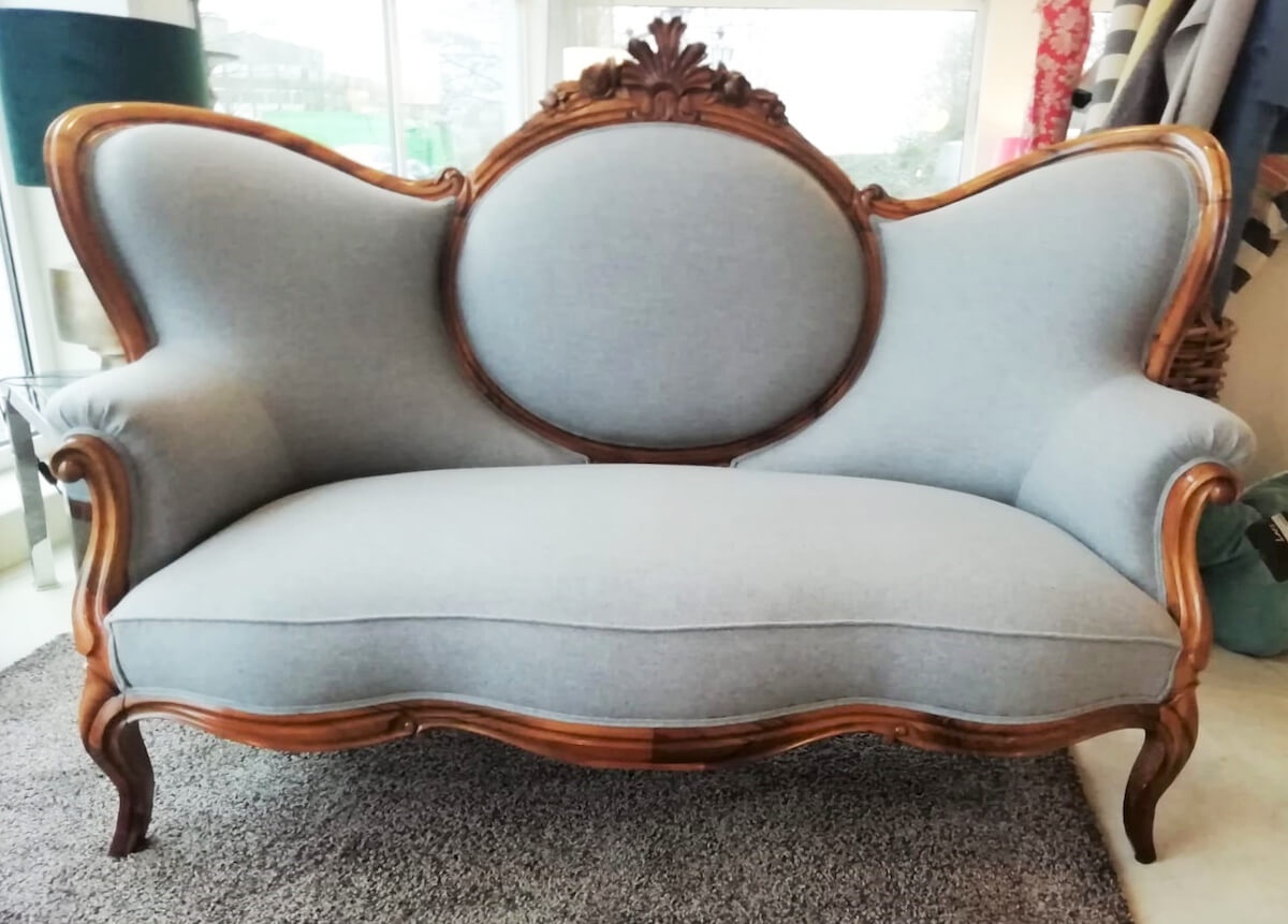 Feldges Polstermöbel Couch