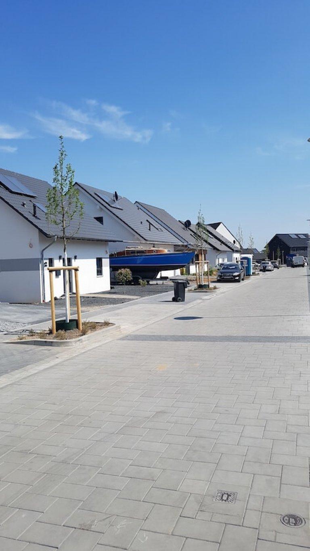 Bepflanzung Auf dem Burgacker Abschnitt 5