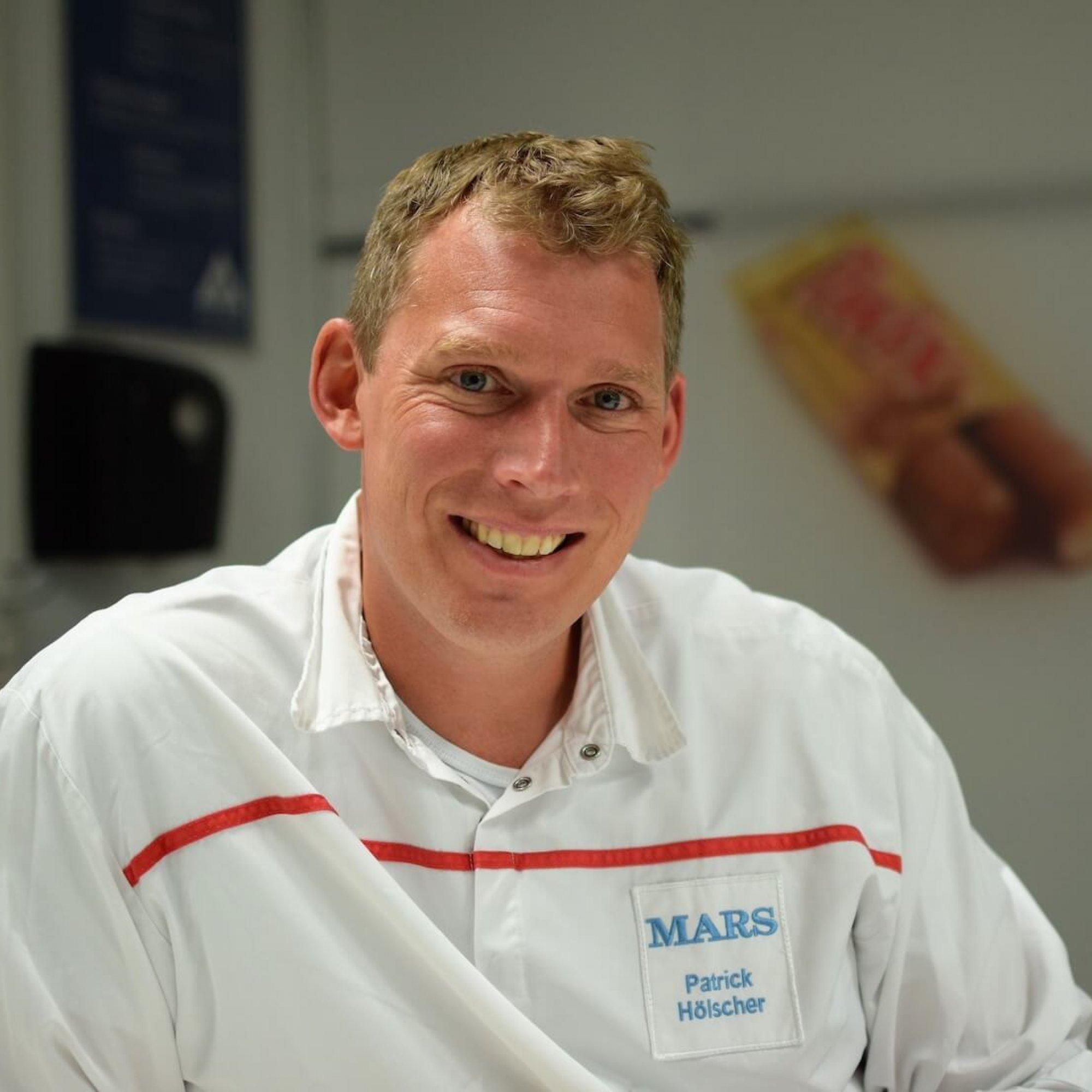 Mars Viersen Manager Patrick Hölscher