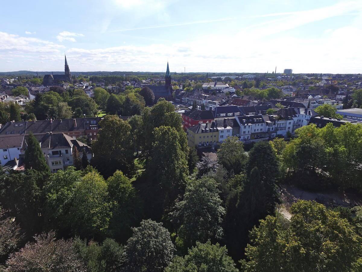 Stadtteil Viersen