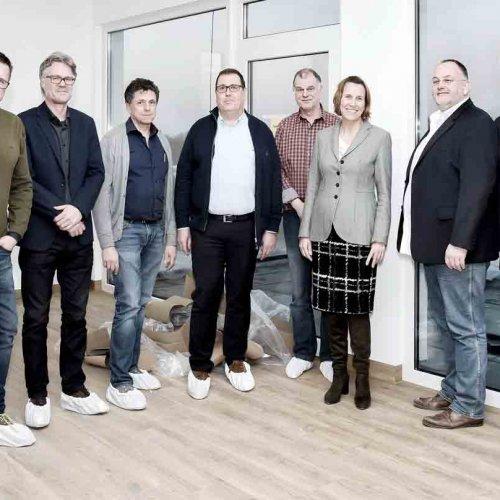 DaVita NDZ: Moderner Neubau kurz vor Eröffnung