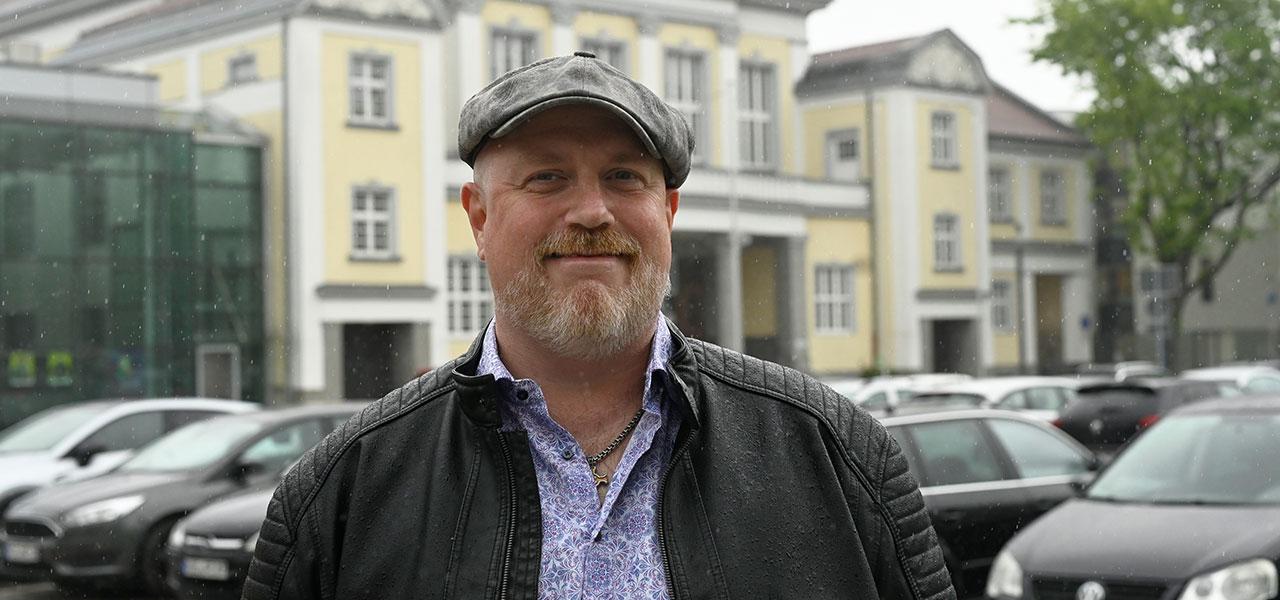 Dirk Lenzkes im Gespräch