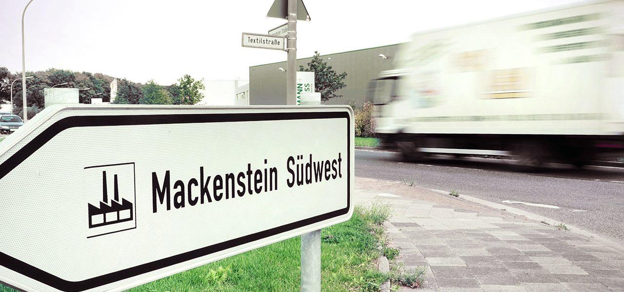 Bosman erweitert am Mackenstein
