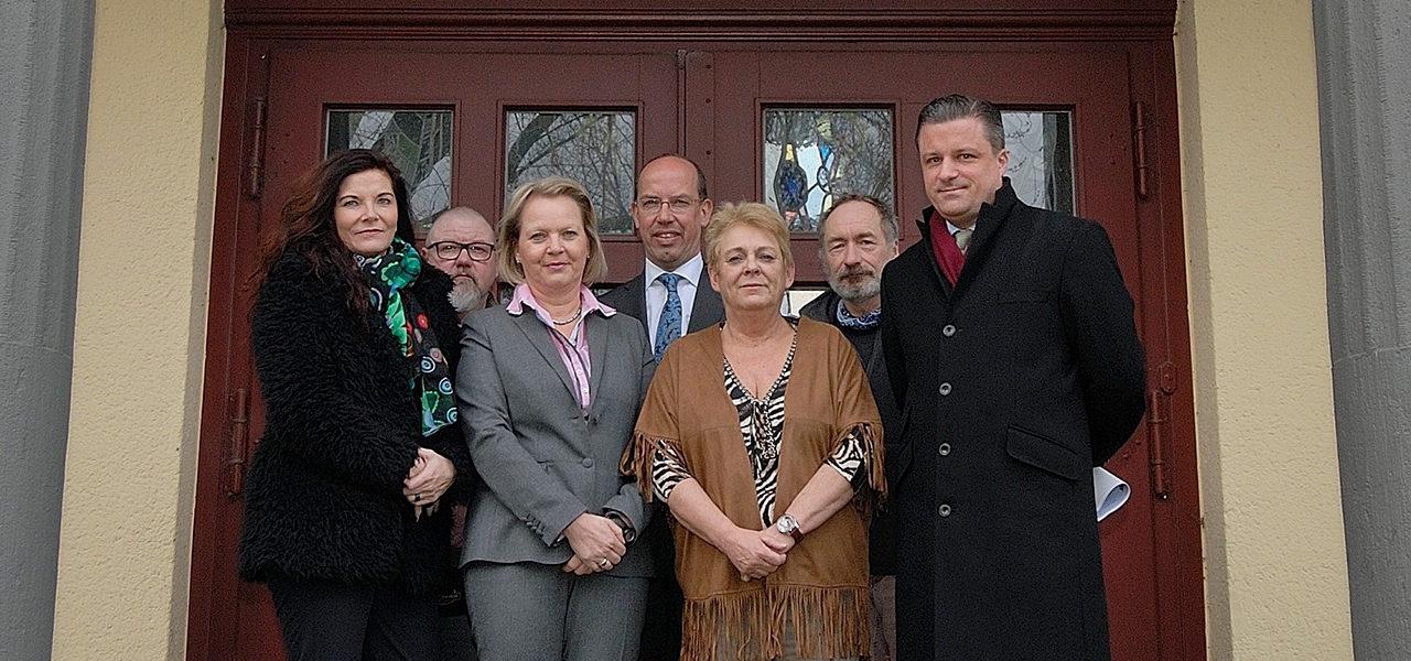 Hauptschule Süchteln und Dietermann gießen ihre Zusammenarbeit in Form