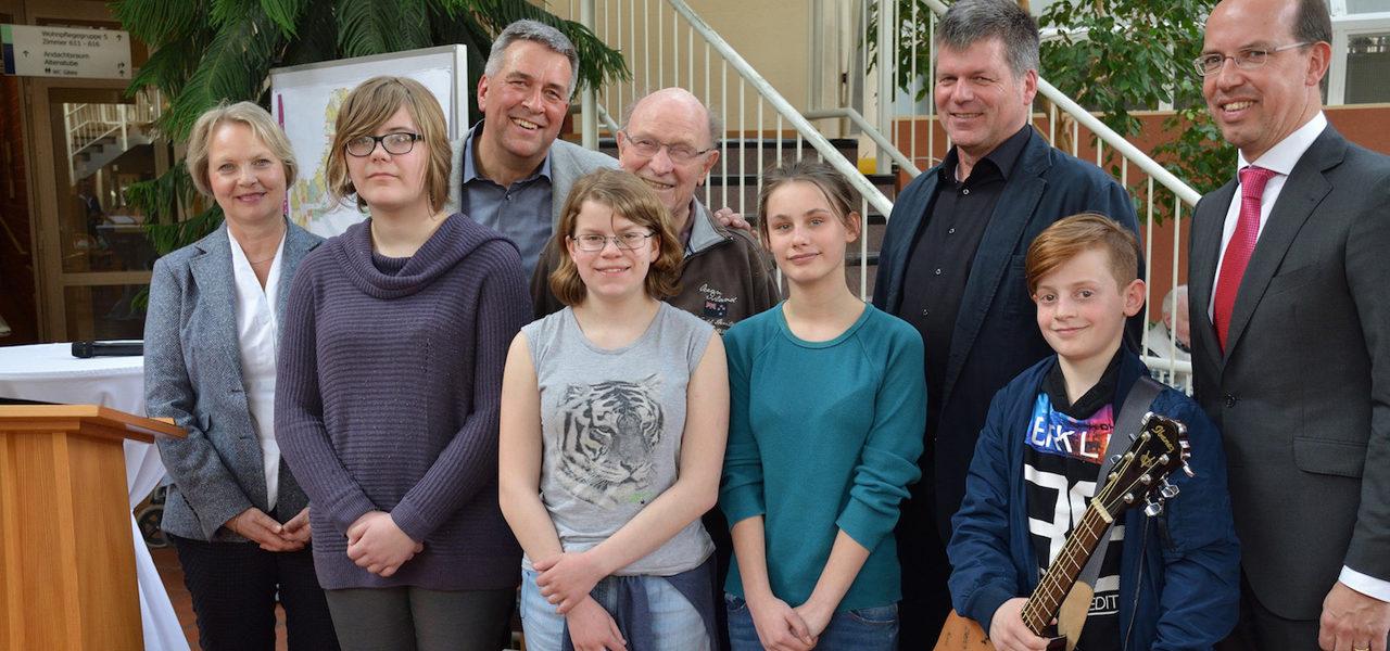 Realschule Josefskirche kooperiert mit Haus Greefsgarten