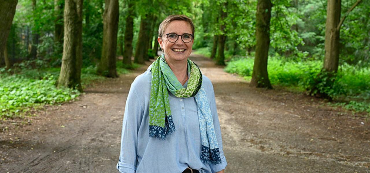Alexandra Böken im Gespräch der GMG