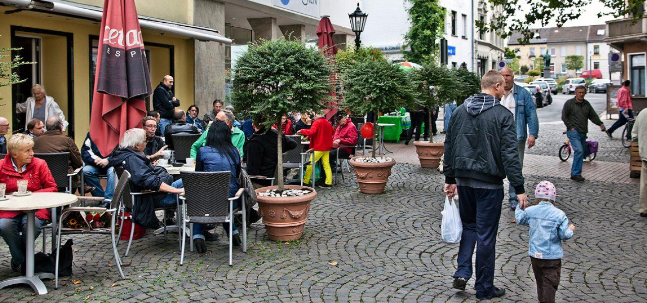 Januar 2017: Positiver Trend in der Bevölkerungsentwicklung setzt sich fort