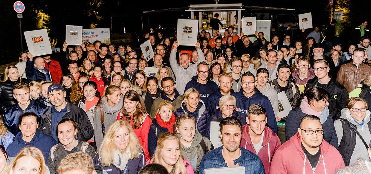 Teamevent für den guten Zweck – Stadt Viersen mit von der Partie