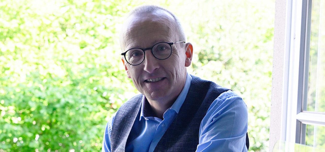Jens Düwel Geschäftsführer der GMG