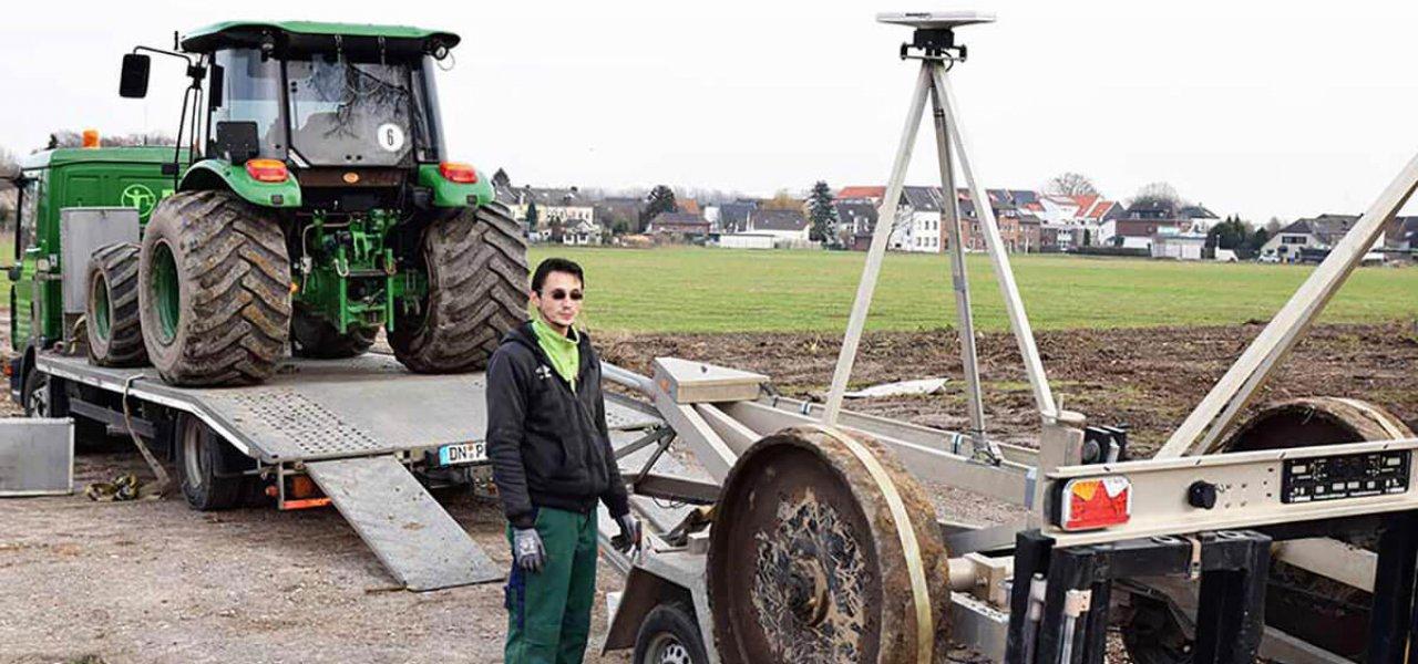 Burgfeld: GMG bereinigt Areal für Häuslebauer