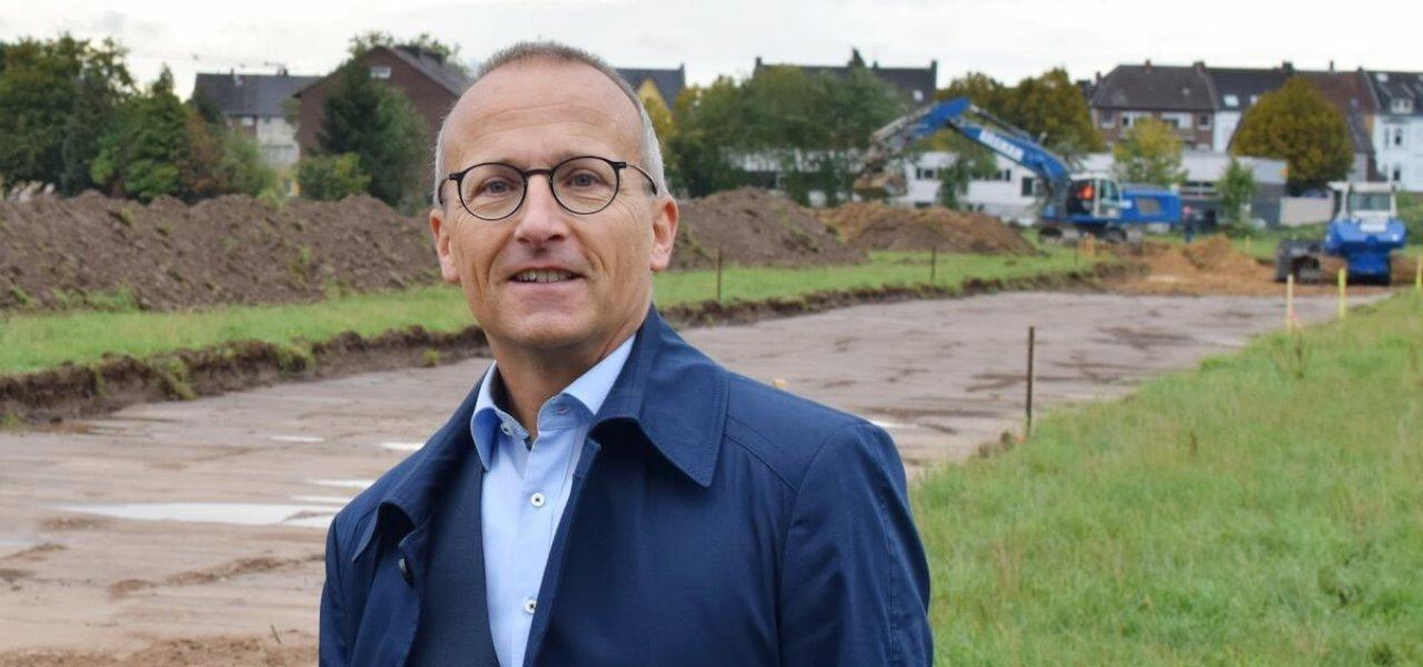 Neubaugebiet Burgfeld Jens Düwel