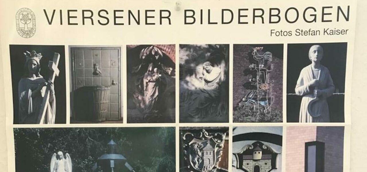 Verein für Heimatpflege e.V. Viersen Viersener Bilderbogen