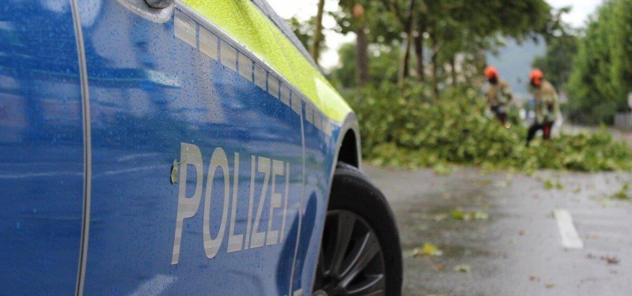 Polizei in Viersen