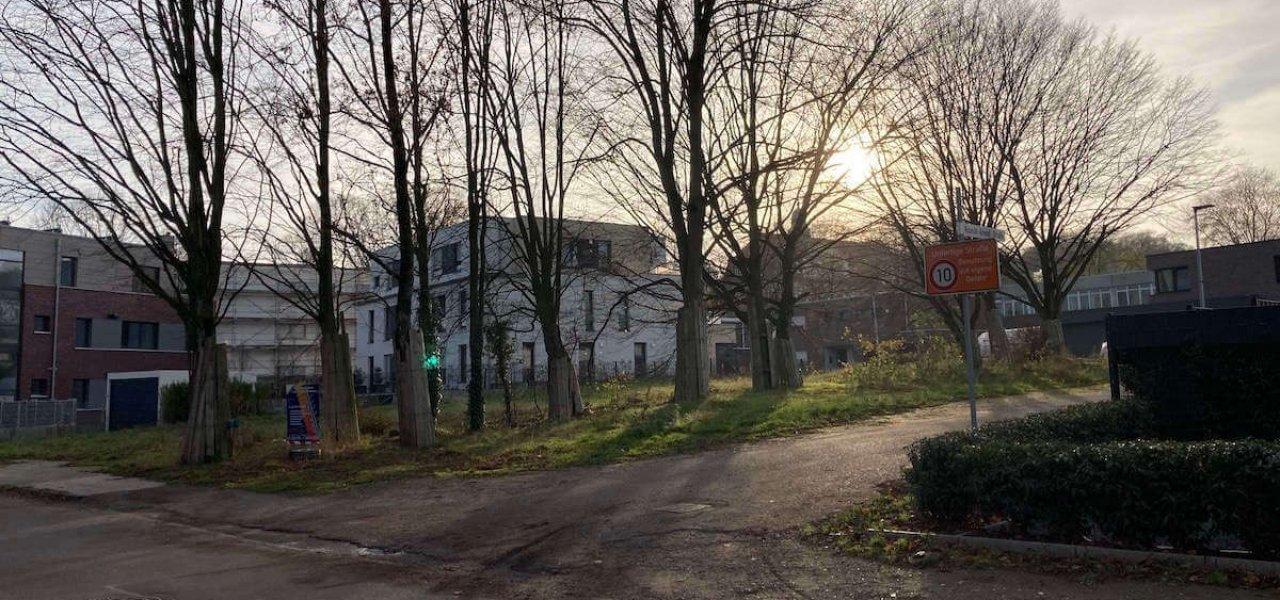 """Endausbau im Wohnbaugebiet """"Wohnpark an den Höhen"""""""
