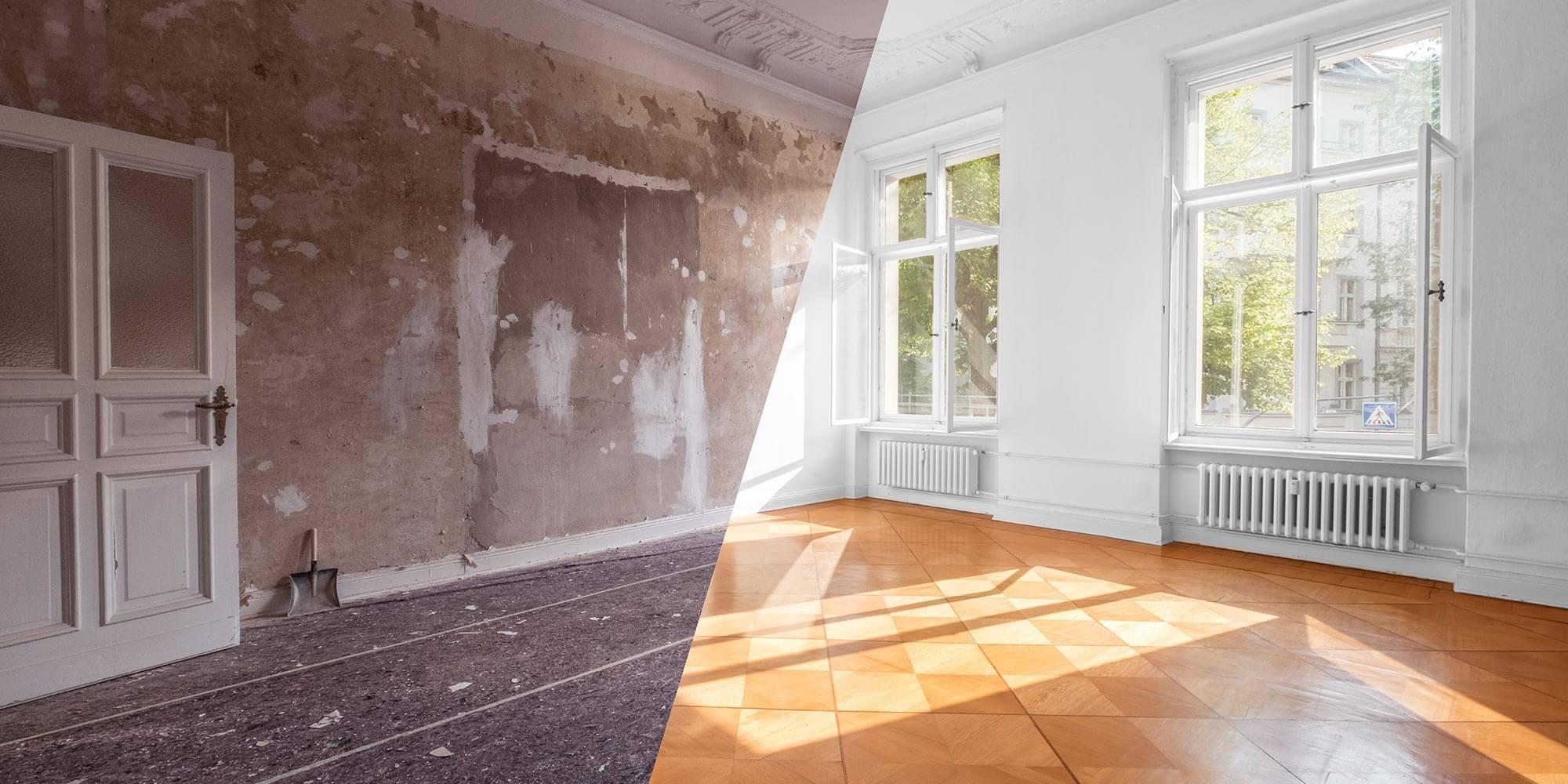 Gewerbeimmobilien - Redevelopment