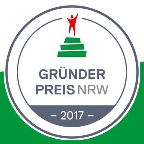 Gründerpreis NRW 2017: Wettbewerb für Start-ups