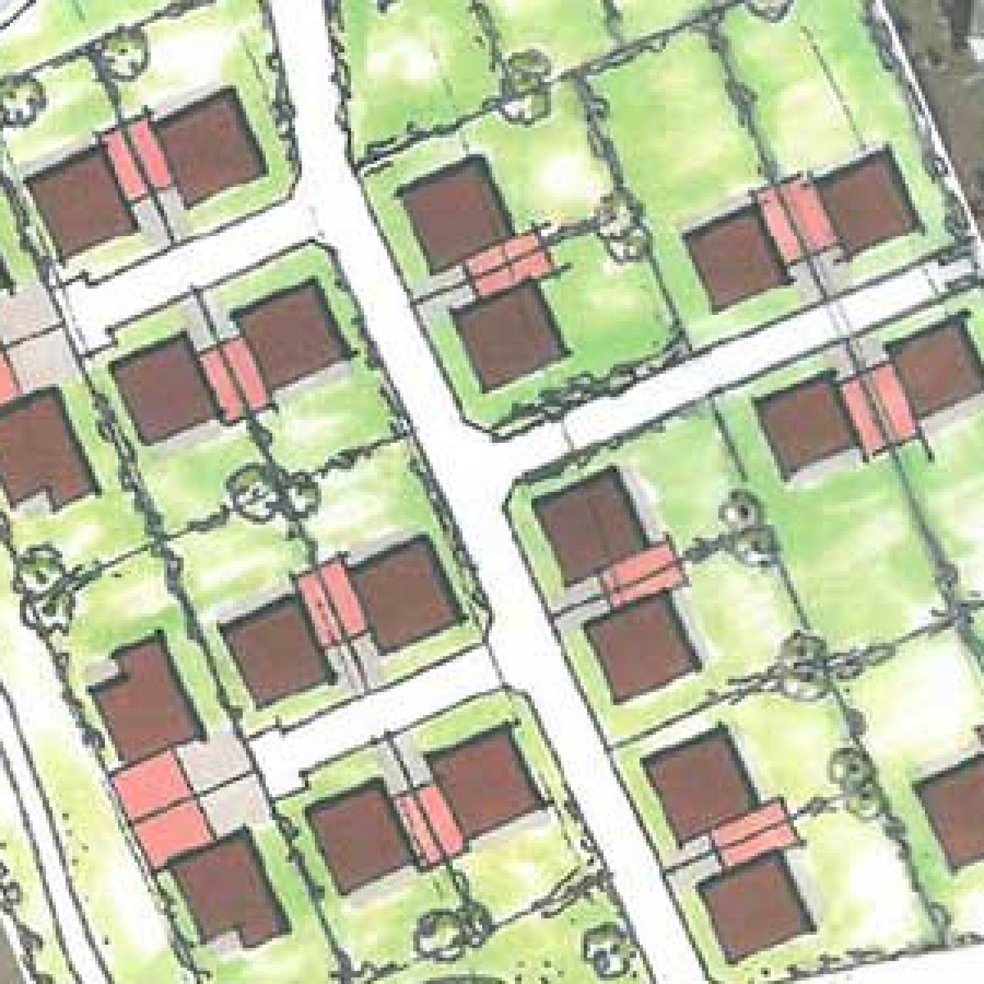 Landwehrstr Süd Städtebauliches