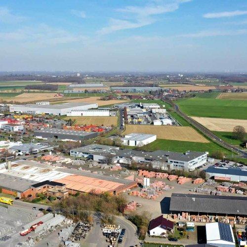 Mackenstein Nord - Luftaufnahme März 2020