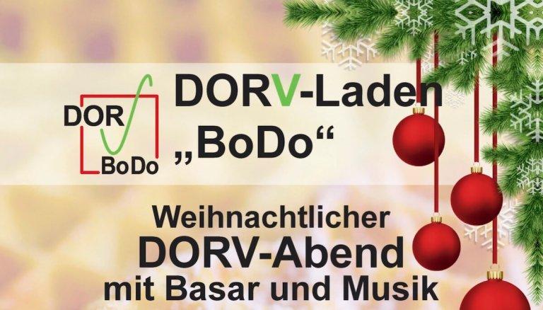 Weihnachtlicher DORV-Abend