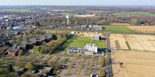 Ransberg - Luftaufnahme März 2020