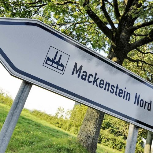 "Gewerbegebiet ""Mackenstein Nord"" in Viersen-Dülken"
