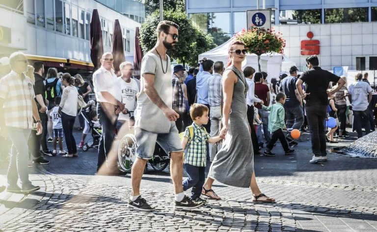 Heimat shoppen in Viersen