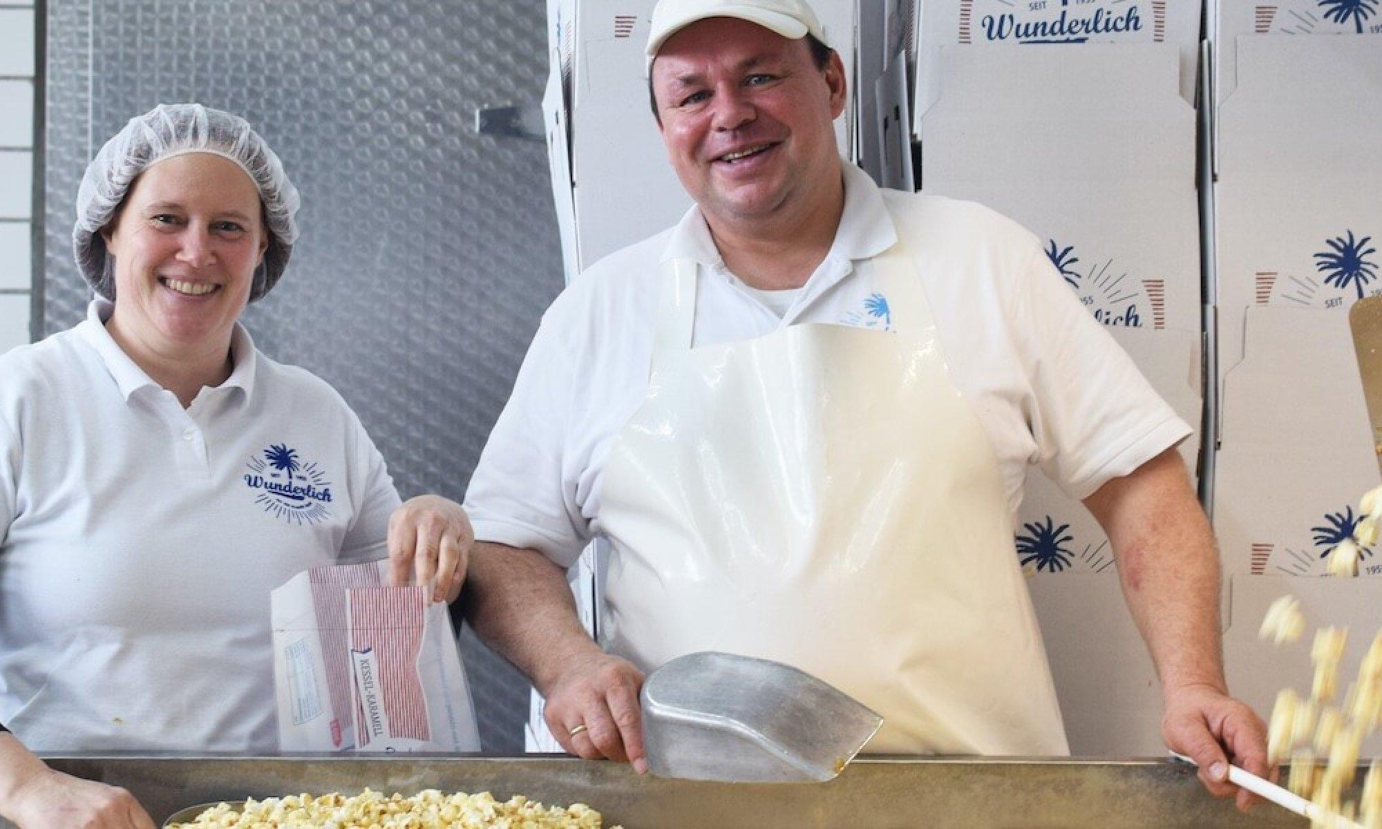 Popcorn Wunderlich