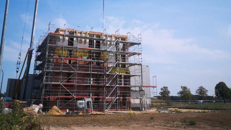 Bauvorhaben der Bauherrengemeinschaft Ransberg