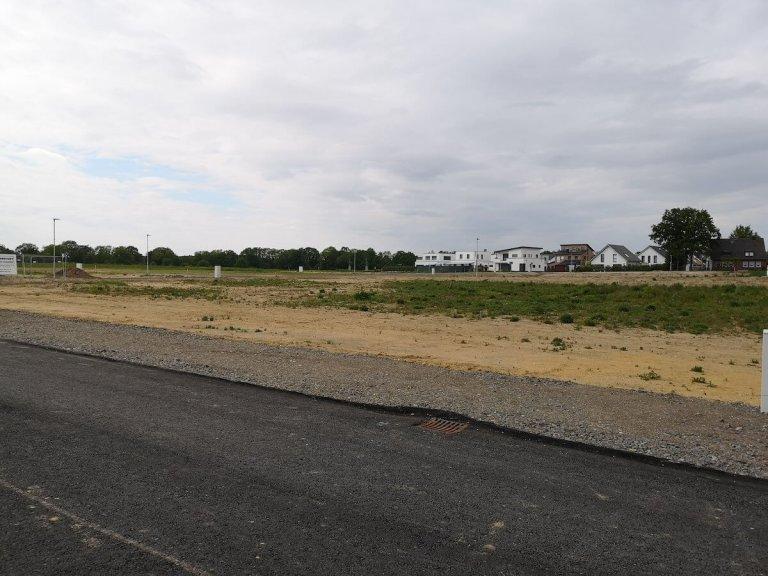 """Fortschritte im Wohnbaugebiet """"Landwehrstraße Süd"""""""